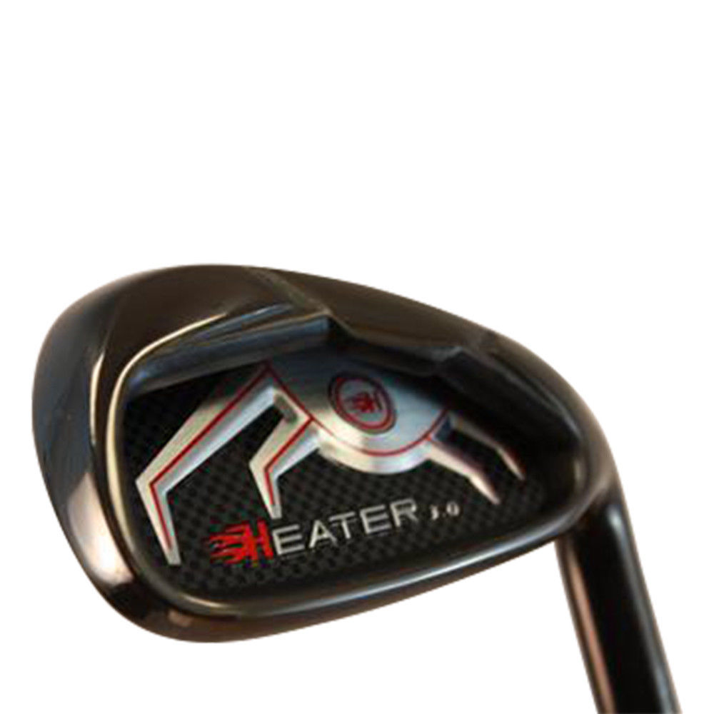 Heater 3.0 Series Senior Men's Iron Set (4-PW AW) A Flex, Arthritic Grip