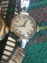 Hamilton Wrist Watch Womens Jenny B 757 Movement 10k Gold Filled - $27.02