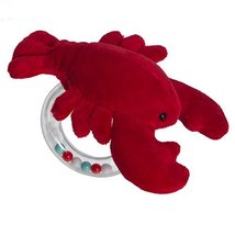 Mary Meyer Lobbie Lobster Ring Rattle - $10.99