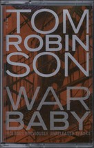 TOM ROBINSON - WAR BABY / BLOOD BROTHER / WE DIDN'T KNOW 1992 UK CASSETT... - $68.34