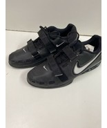 Nike Romaleos 2, Men's weightlifting shoes. Black with various sizes. Ne... - $39.99