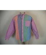 Men's Multicolor Tommy Hilfiger Shirt. XL. 100% Cotton. Long Sleeve. - $16.83