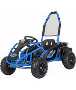 MotoTec Mud Monster 98cc 4-Stroke Kids Off the Road Go Kart Age 13+ Up to 25 MPH - $899.00
