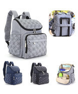 New IPRee Travel Backpack Mummy Maternity Baby Diaper Bag Nappy Organizer  - £82.63 GBP