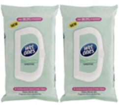 Pack of 6, Wet Ones Wipes, On The Go, Original, 40 Wipes with Lid  - $50.34