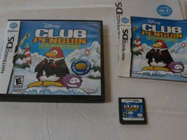 Club Penguin: Elite Penguin Force (Nintendo DS, 2008) Disney Game Boy Tutti - $9.02