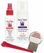 Fairy Tales Lice Good-Bye Survival Kit for Lice Treatment - Includes Tre... - $42.75