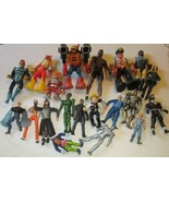 Big lot of 20 Mixed ACTION FIGURE Toys mixed sizes & Brands - $27.99