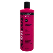 Sexy Hair Big Color Conserve Shampoo Color Lock  33.8oz - $28.25