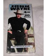 The Legendary John Wayne 4 DVD's 20 Movies Platinum, Texas Terror, Blue ... - $13.90