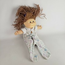 """First Edition Hasbro 14"""" Cabbage Patch Girl 1990 Brown Eyes - $23.27"""