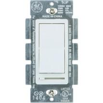 GE(R) 10464 Single Pole Rocker-Style Dimmer - $34.44