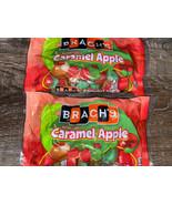 Brach's ~ Caramel Apple Fall Candy Mellowcreme 2-Bags 13.6 oz. ~ Expires... - $18.69