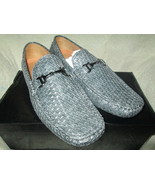 NEW Adolfo Claude Men's Woven Driving shoes size 9 New - $28.99