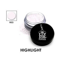 LIP-INK Vegan Glitter Magic Face Powder - Red - $19.80