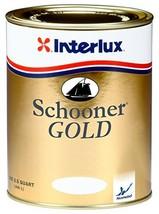 Interlux YVA500/PT Schooner Gold Pint, 16. Fluid_Ounces - $651,35 MXN