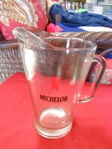 """Great Collectible MICHELOB """"Beer"""" Pitcher - $11.47"""