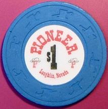 $1 Casino Chip. Pioneer, Laughlin, NV. V64. - $4.29