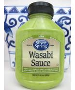 Silver Spring Wasabi Hot Sauce 9.25 oz - $7.99