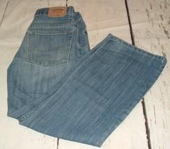 Boys Signature by Levi's Strauss Jeans Sz 14 reg Bootcut Fit Adjustable ... - $19.79