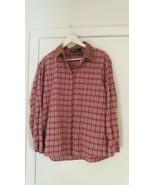 Bobbie Brooks Women's Shirt  2 X - 20 W 100%Cotton  Long Sleeve - - $8.42