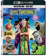 Hotel Transylvania 3 [4K Ultra HD+Blu-ray] (2018) - $13.95