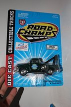 ROAD CHAMPS 1953 CHEVROLET C3100 WRECKER TOW TRUCK, CHEVY SERVICE, 1:43,... - $19.79