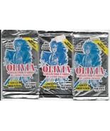 Olivia Fantasy Art 1992 Trading Cards 3 SEALED UNOPENED NEW Packs Comic ... - $9.74