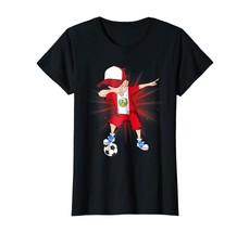 Brother Shirts - Dabbing Soccer Boy Peru Jersey Shirt - Football Tee Wowen - $19.95+