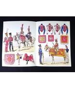 L'Armee Francaise Chevau Legers Polonais Garde Trompette 1807-1814 Planc... - $9.95