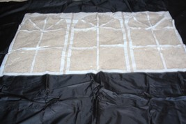 Black Canopy Party Tent 10 'x 10' Replacement Sidewall Only 3 Palladian ... - $34.20