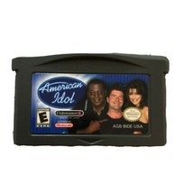 American Idol (Nintendo Game Boy Advance, 2003) - $6.00