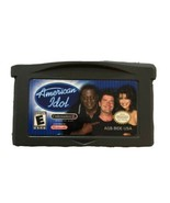 American Idol (Nintendo Game Boy Advance, 2003) - $6.00