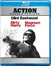 Dirty Harry/Magnum Force (Blu-Ray/Ws-16X9/Dbfe)