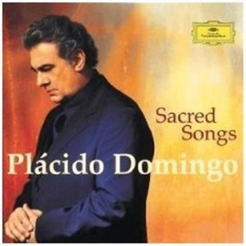Sacred songs by placido domingo
