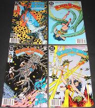 4 1987 DC Comics WONDER WOMAN 28VG, 38F, 40F, 43F Comic Books - $12.99