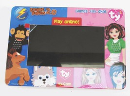 RARE Ty Beanie Babies Electronic Demo Tablet Girls 2.0 Convention Device NEW - $27.62