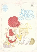 Cross Stitch PRECIOUS MOMENTS Sewing Kindness Xmas Inspirational PM38 Pa... - $13.99