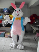 Easter Bunny Mascot Costume Adult Animal Costume For Sale - $299.00