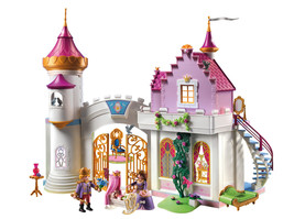 Royal Residence Castle Playroom Kids Fun Playset Gift Toy Pretend Play I... - $71.73