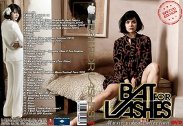 Bat For Lashes Music Video DVD Special edition - $16.95