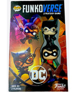 Funkoverse DC Comics Cat woman And Robin Expandalone Strategy Game - $27.71