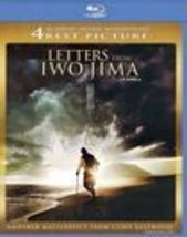 Letters From Iwo Jima  Warner Bros.   (2006) bluray movie military video - $13.99
