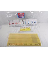 Learning Advantage 7542 Elapsed Time Ruler Classroom Set Overhead & 30 R... - $24.74