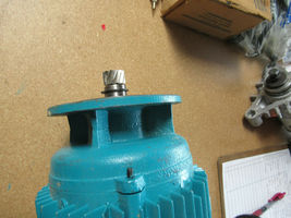 Z900287-00 Brook Crompton A.C. Motor IP55/IC411  image 5