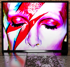 David Bowie - David Bowie Painting Poster Digit... - $11.99 - $49.99
