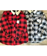Dickies ~ Men's Over Shirt Plaid Quilted Lined Coat Buffalo Choose Size ... - $26.99