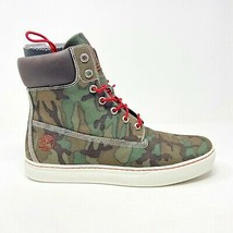 Timberland Earthkeepers 2.0 Cupsole 6 inch Boots Green Brown Mens 6956R - $109.95