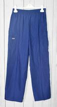 Cherokee Workwear Women's Navy Blue Scrub Pants Large - $15.98