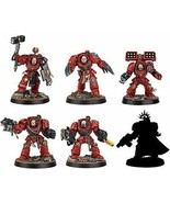 Warhammer 40,000 Space Marine Heroes Series 2 non-scale PS made of prefa... - $55.77